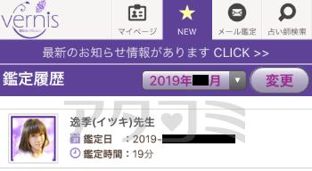逸季先生の鑑定報告